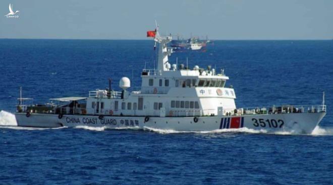 Trung Quốc gia tăng hành vi sai trái 'chưa từng có' ở Biển Đông - 2