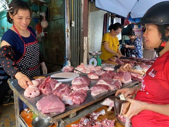 thịt lợn tăng cao - ảnh 1