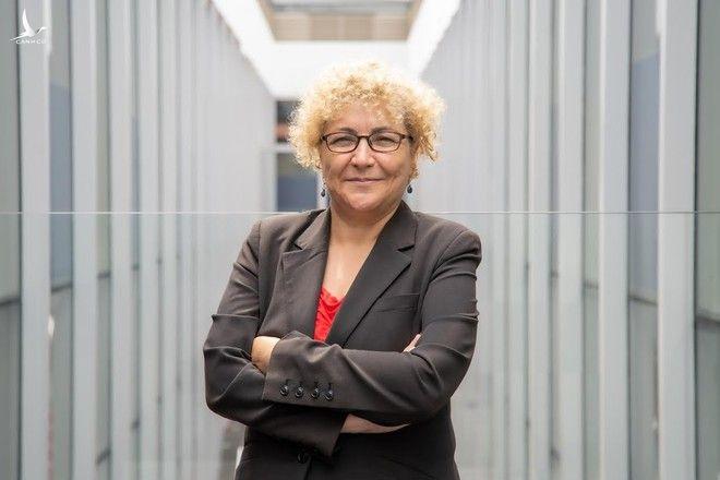 Tiến sĩ Farida Kbar /// M.T.