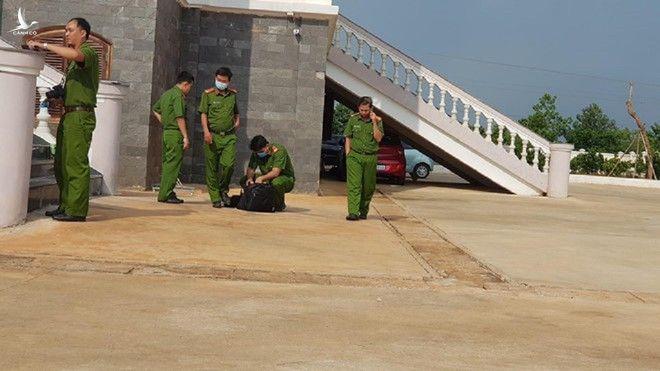 Ngành tòa án tỉnh Bình Phước xảy ra nhiều chuyện liên quan đến thi hành án thời gian vừa qua /// Ảnh Hoàng Giáp