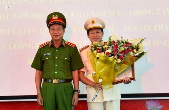Pho giam doc Cong an Ha Noi duoc dieu dong ve Bo Cong an hinh anh 1 CAHN.jpg