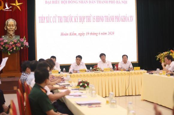 Chủ tịch Hà Nội: Chỉ nhận đường sắt Cát Linh Hà Đông khi đã nghiệm thu