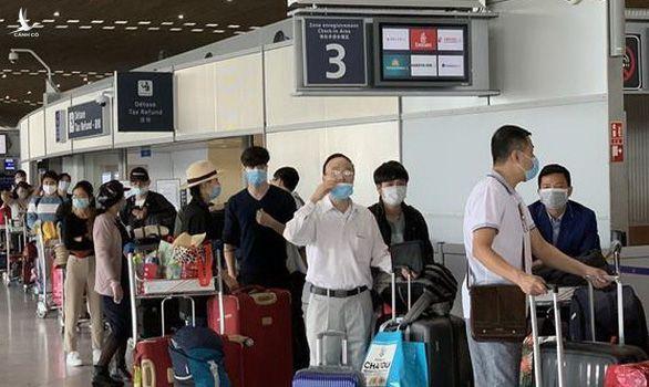 Đưa hơn 280 công dân Việt Nam từ Pháp và châu Âu về nước - Ảnh 1.