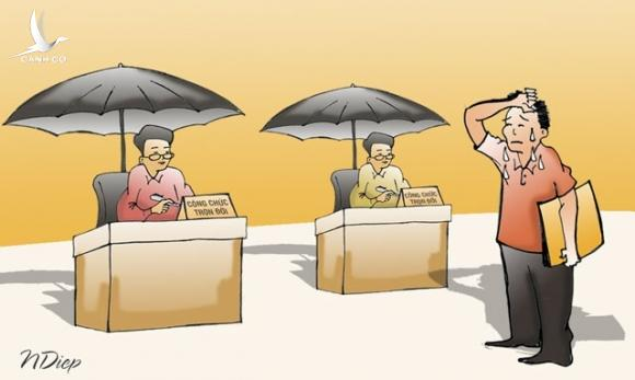 Công chức - nghề không có chỗ cho tư tưởng hưởng thụ, an nhàn - 1