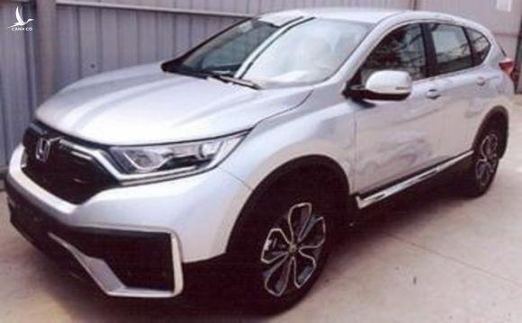 Rò rỉ hình ảnh Honda CR-V 2020 lắp ráp tại Việt Nam - ảnh 2