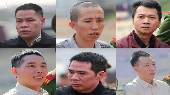 Gia đình nữ sinh giao gà bị sát hại xin không tử hình 6 bị cáo - Ảnh 1