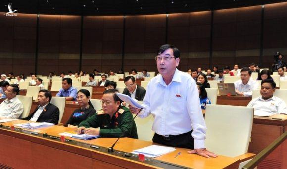 'Phát biểu của đại biểu Phong dễ dẫn tới tổn thương tư cách đại biểu Quốc hội ' - ảnh 1