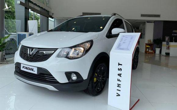 VinFast bán hơn 2.100 xe ô tô trong tháng 5