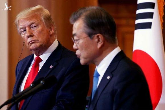Sau Đức, ông Trump sẽ rút quân khỏi Hàn Quốc?