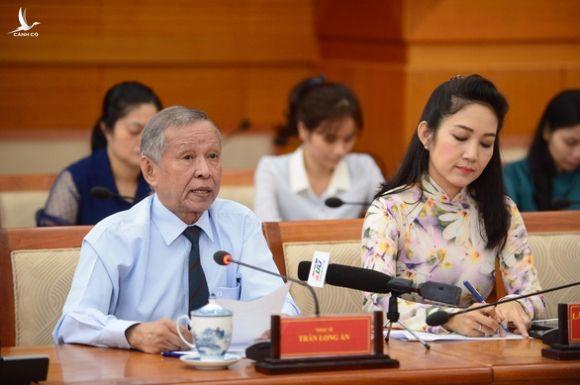 Bí thư Nguyễn Thiện Nhân: TP.HCM phải có trường phổ thông năng khiếu VH-NT - Ảnh 2.