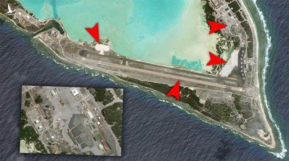 Căng thẳng với Trung Quốc, Mỹ mở rộng căn cứ quân sự bí mật ở Thái Bình Dương - 1