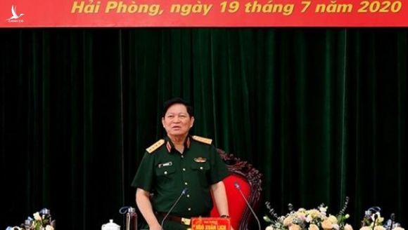 Quân ủy Trung ương làm việc về Đại hội Đảng bộ Quân khu 3 khóa mới