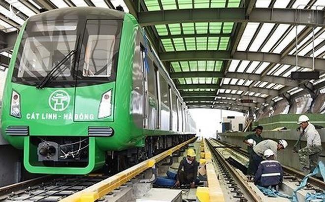 Đường sắt Cát Linh - Hà Đông có kịp chạy thương mại vào cuối năm? - 1