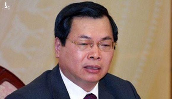 Bộ Công an đề nghị truy tố cựu Bộ trưởng Vũ Huy Hoàng - ảnh 1