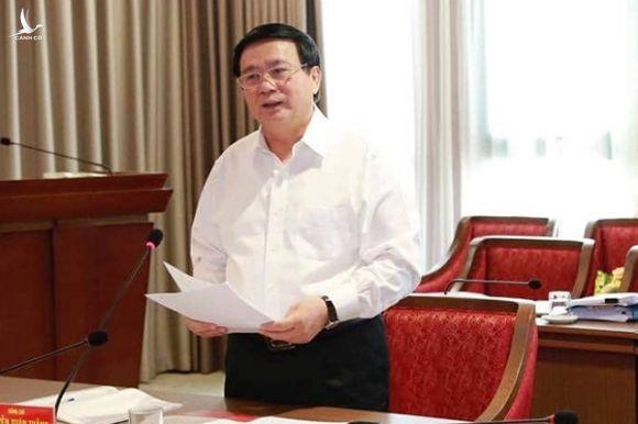 Hà Nội báo cáo Bộ Chính trị phương án nhân sự Đại hội vào tháng 9/2020