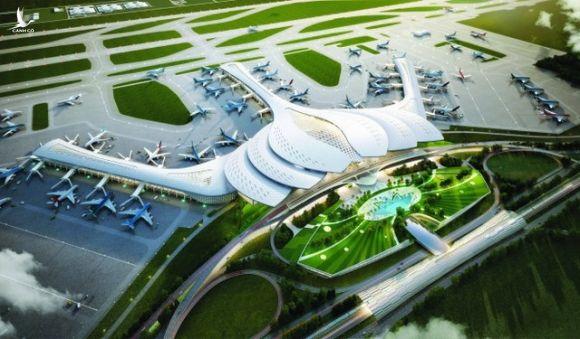 """Sẽ khởi công xây dựng """"siêu sân bay"""" Long Thành vào năm 2021 - 1"""
