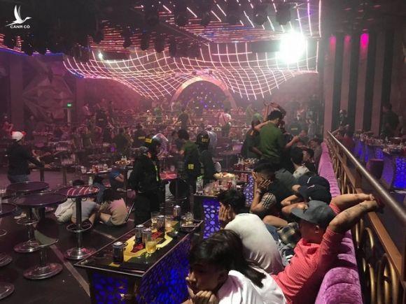 Quán bar, vũ trường, karaoke phải đóng cửa tạm nghỉ /// Ảnh: Gia Khánh