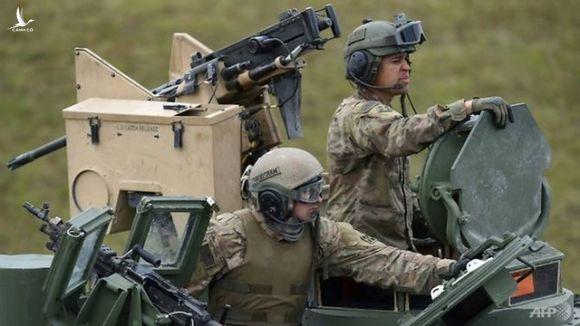 Ông Trump phê chuẩn chuyển 9.500 quân Mỹ khỏi Đức - 1