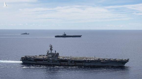 Trung Quốc phản ứng mạnh sau khi bị Mỹ bác gần hết yêu sách ở Biển Đông - Ảnh 1.
