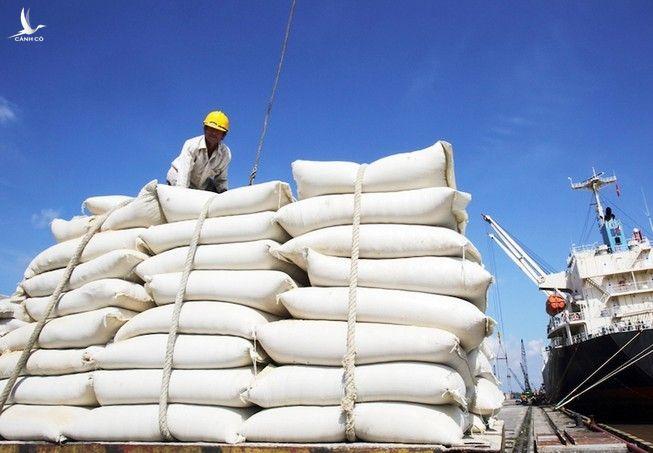 'Bối cảnh khẩn cấp', đằng sau ồn ào tạm dừng xuất khẩu gạo