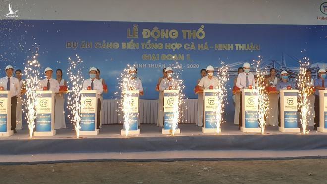 Trungnam Group tổ chức lễ động thổ dự án