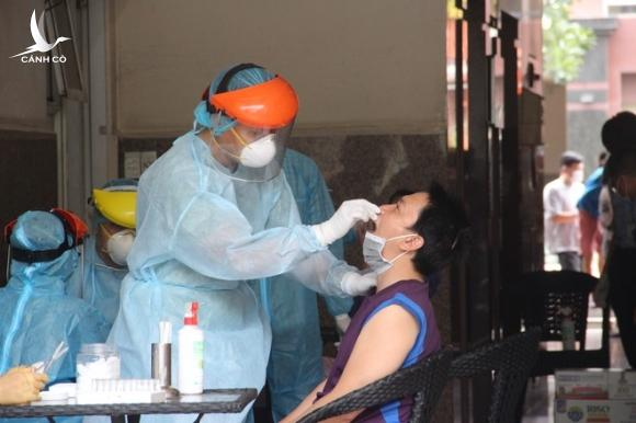 TP.HCM: 2 nữ bệnh nhân nhiễm Covid-19 mới đều không có triệu chứng - ảnh 1