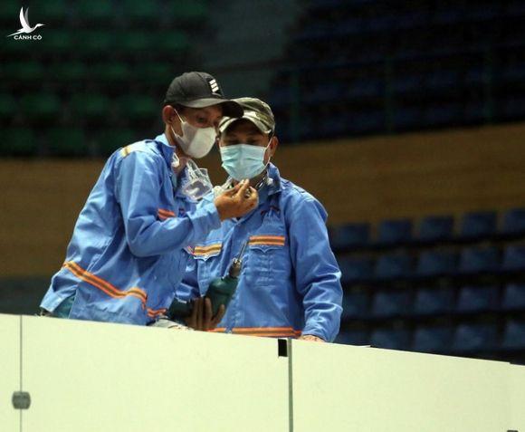 Xây dựng Bệnh viện dã chiến Đà Nẵng 700 giường thế nào trong 4 ngày? - Ảnh 2.