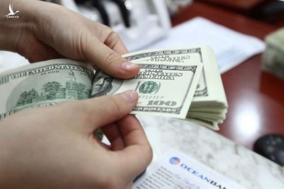 Giá USD tự do giảm /// Ảnh: NGỌC THẮNG