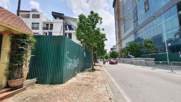 Hà Nội: Chủ tịch Q.Ba Đình bị 'tố' cấp phép xây dựng sai quy hoạch - ảnh 2