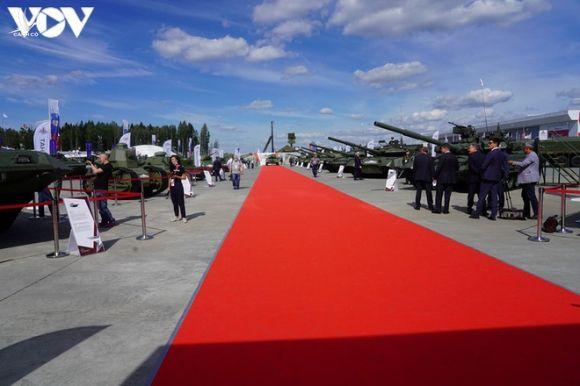 Khai mạc Hội thao quân sự quốc tế lần thứ 6 tại Nga - Ảnh 5.