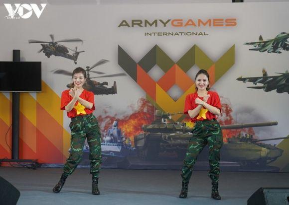 Khai mạc Hội thao quân sự quốc tế lần thứ 6 tại Nga - Ảnh 8.