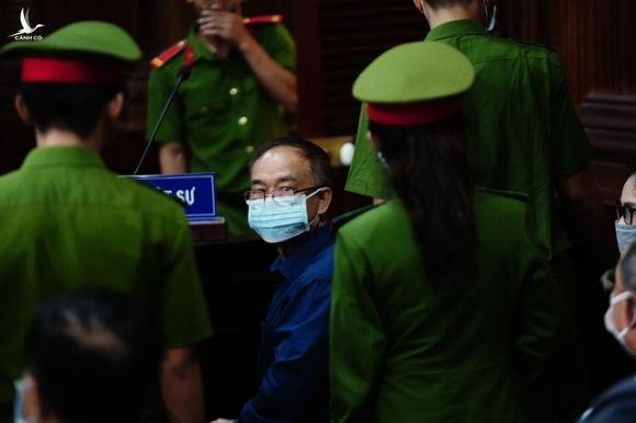 Ông Nguyễn Thành Tài thừa nhận sai phạm - 1