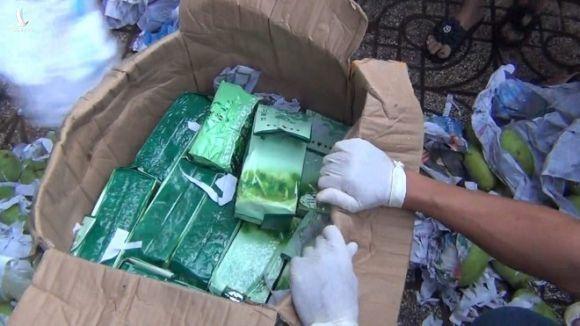 Triệt phá đường dây buôn ma túy lớn từ Campuchia về TP.HCM - ảnh 1