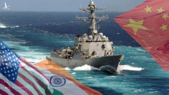 Ấn Độ ủng hộ liên minh Mỹ - Maldives đối phó Trung Quốc - 1