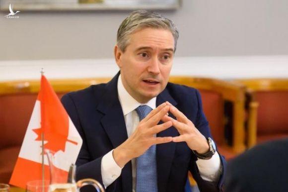 Canada dừng đàm phán hiệp định thương mại với Trung Quốc - 1