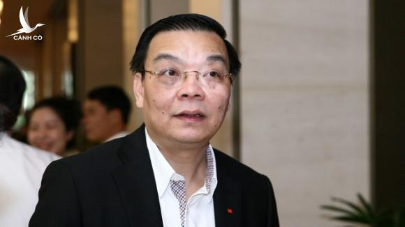 Ông Chu Ngọc Anh, người chuẩn bị được HĐND TP.Hà Nội bầu làm Chủ tịch UBND TP /// Ảnh Ngọc Thắng