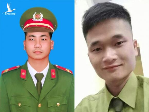 Bo Cong an khen 2 chien si hy sinh anh 1