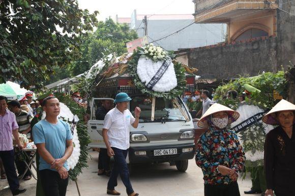 Gia cảnh của chiến sỹ cảnh sát cơ động bị ô tô hàng lậu tông tử vong - Ảnh 2.