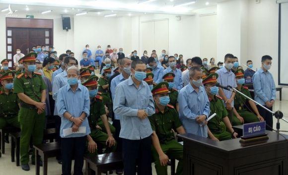 Xét xử vụ án ở Đồng Tâm: Các bị cáo mong được hưởng khoan hồng - 1