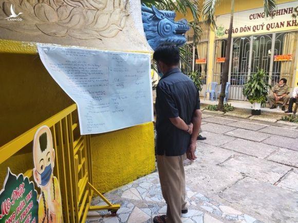 Chùa Kỳ Quang 2 mở cửa hầm cốt để người dân đối chứng di ảnh từ ngày 9/9 - 2