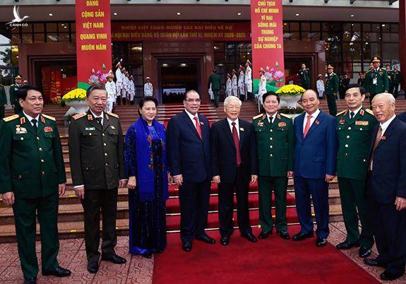 Tổng Bí thư, Chủ tịch nước dự và chỉ đạo Đại hội Đảng bộ Quân đội - Ảnh 1.