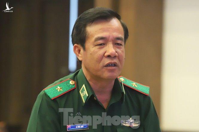 Hành trình binh nghiệp của tân Tư lệnh Bộ đội Biên phòng Lê Đức Thái - ảnh 1