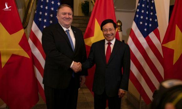 Ngoại trưởng Mỹ chúc mừng nhân dân Việt Nam nhân 75 năm Quốc khánh - Ảnh 1.
