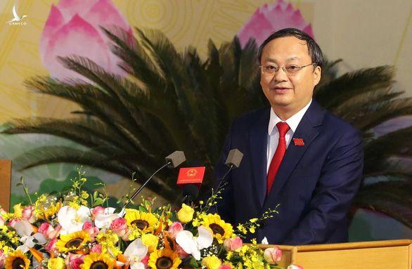 Ông Đỗ Tiến Sỹ tiếp tục làm bí thư Tỉnh ủy Hưng Yên - Ảnh 1.