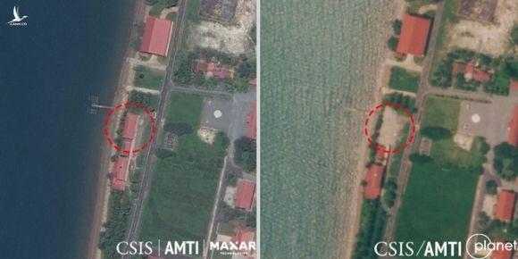 Bất thường ở căn cứ hải quân Campuchia phía nam Biển Đông - ảnh 1