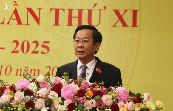 Chủ tịch UBND tỉnh Kiên Giang được bầu giữ chức bí thư Tỉnh ủy - Ảnh 1.