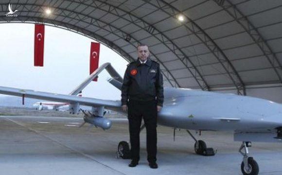 """Al-Monitor: Xung đột Azerbaijan-Armenia, đòn cực hiểm của Thổ giữa lúc Nga """"nặng gánh""""?"""