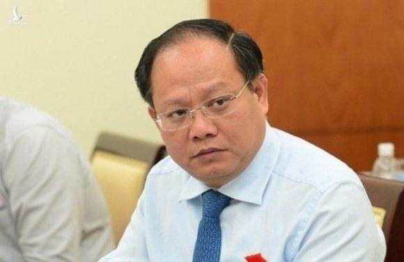 Ông Tất Thành Cang không có tên trong Ban Chấp hành Đảng bộ TP.HCM khoá mới - 1