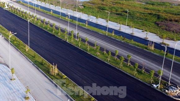 Cận cảnh cây cầu 'Cánh chim biển' của thành phố Hải Phòng - ảnh 8