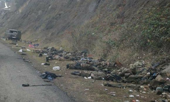 Không đánh tới cùng trong xung đột Karabakh, Azerbaijan đẩy Nga vào thế cờ khó? - Ảnh 2.